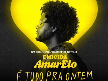 """O SENSÍVEL FEIXE DE REVERÊNCIA ANCESTRAL NO DOCUMENTÁRIO """"AMARELO – É TUDO PRA ONTEM"""""""