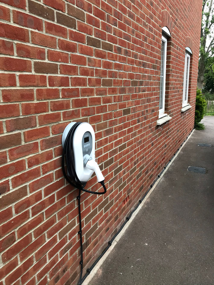 MyEnergi Zappi v2 tethered EV charger 2.