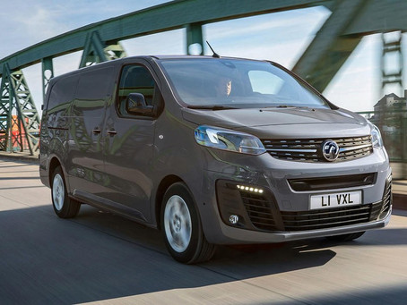 If you like vans as much as we do you'll be loving the new electric Vivaro-e