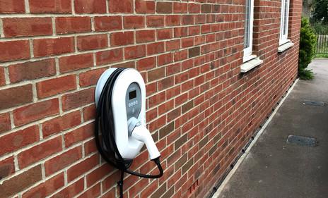 MyEnergi Zappi v2 tethered EV charger