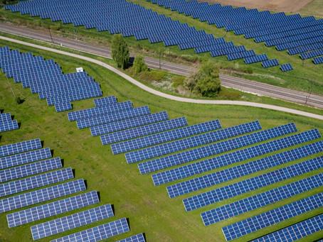 UK sets new solar generation record