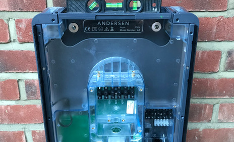 Anderson A2 - Inside