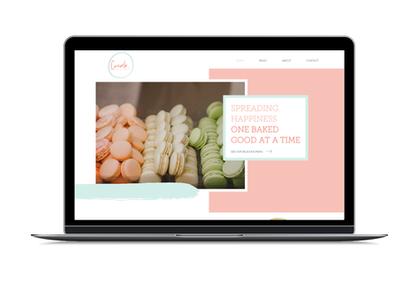 Crumb Bakery Website Design
