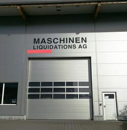 Maschinen Liquidtions AG