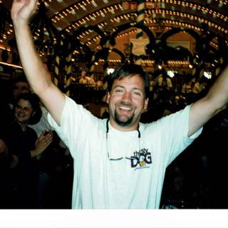 99 Barleyman enjoying the 'fest