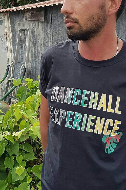 T-shirt dex noir