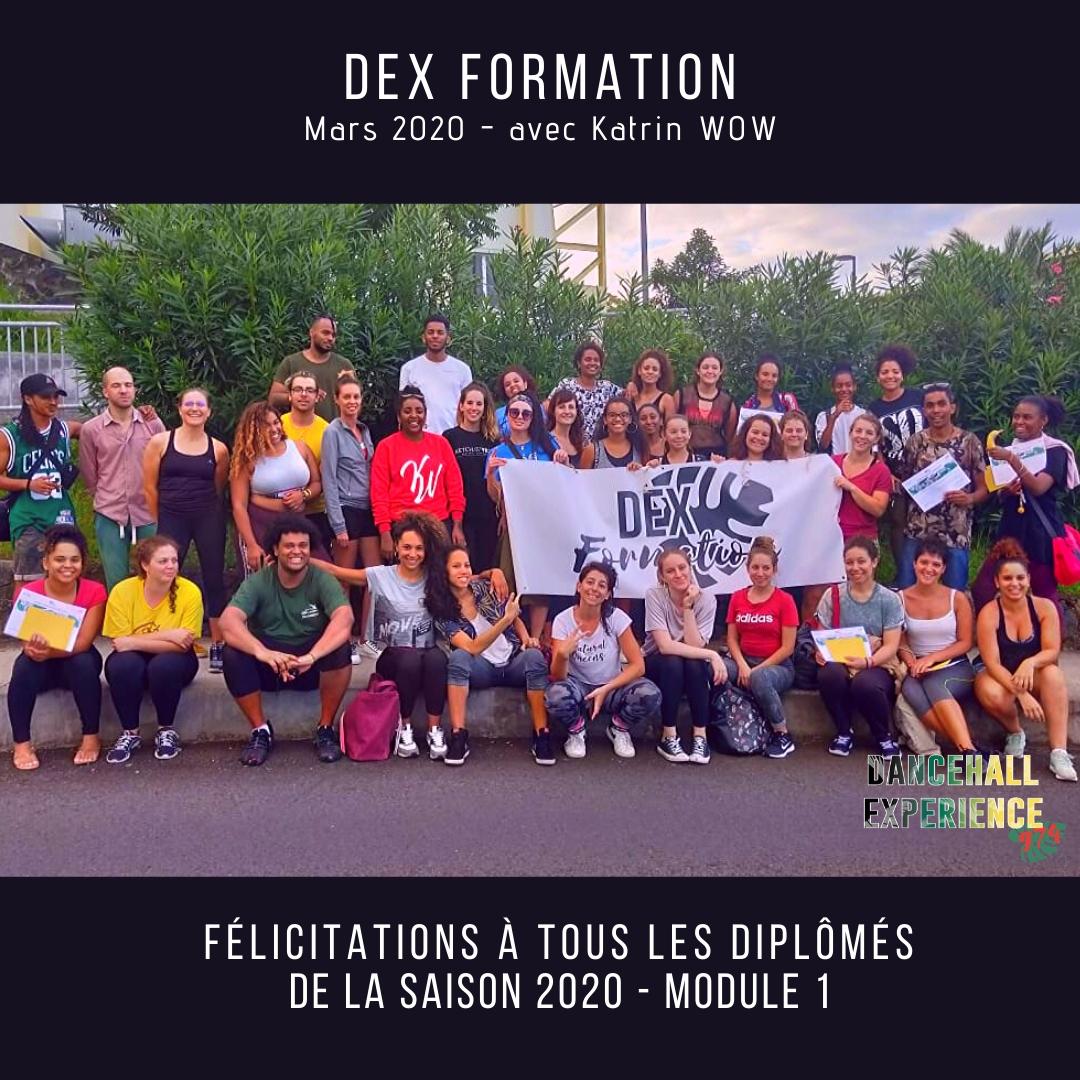 DEX FORMATION saison 2