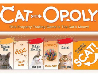 Cat-Opoly: All the Fun of Monopoly, Only Better