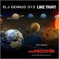 D.J Genius -Like That! The Remix Art_8px
