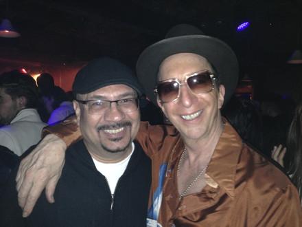 Ramon Wells & Tom Silverman (Tommy Boy Records)