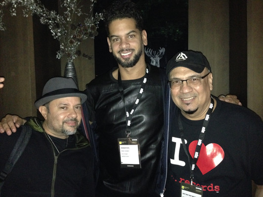 Louie Vega, MK (Marc Kinchen), Ramon Wells