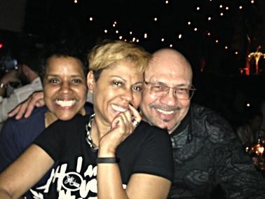 Gladys Pizarro, Crystal Waters, Ramon Wells