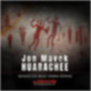 Huarachee Binxster Beat Down Remix Art_8