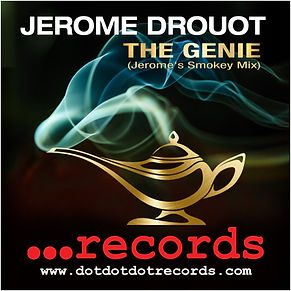 Jerome Drouot_The Genie_FINAL COVER ART.