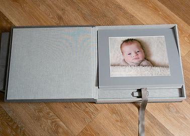 Baby photo Folio Box Set