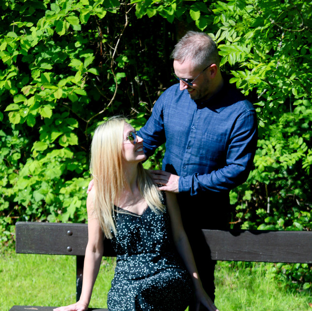 Claire & Andy Mather 2018
