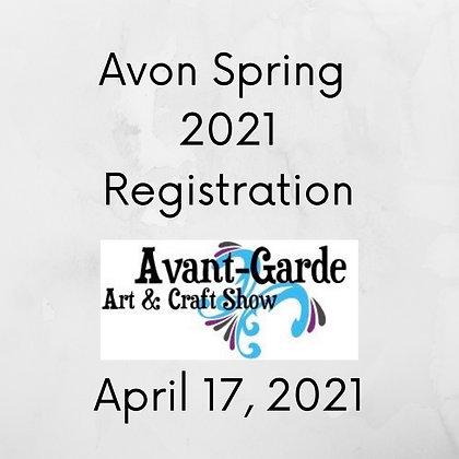 Avon Spring Registration ($75.00+)