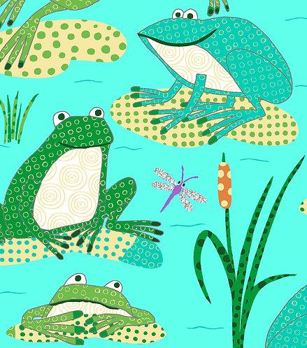 Friendly Froggies