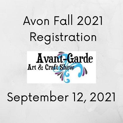 Avon Fall Registration ($125.00)
