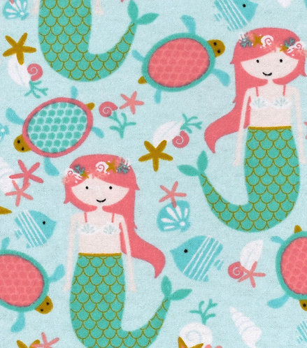 Little Miss Mermaid