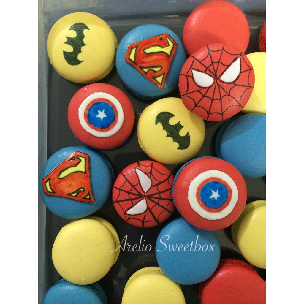 Super Macarons