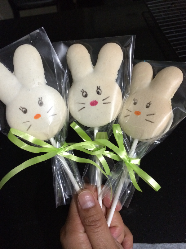 Easter Bunny Macpops