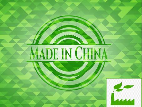 Fábricas verdes: uma receita chinesa para a competitividade econômica global.