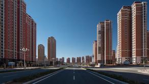 As misteriosas cidades fantasmas da China