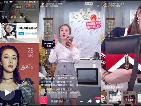 Como a China está liderando no mundo o live commerce