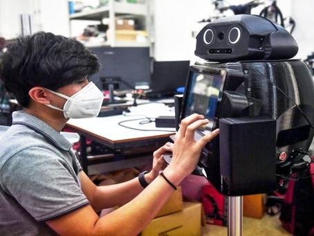 Coronavírus estimula corrida para implantar robôs na indústria chinesa