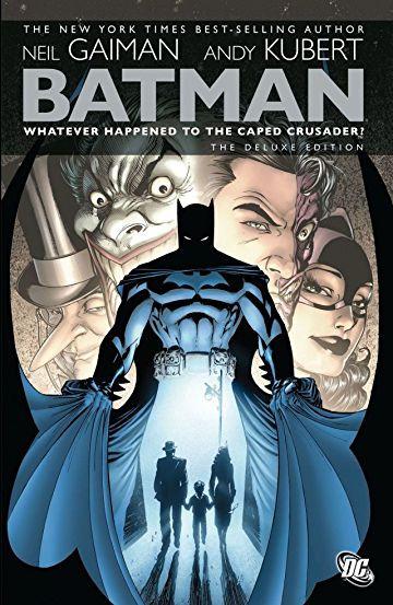 b046126e Batman - Whatever Happened To the Caped Crusader