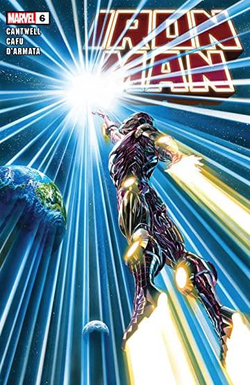 Iron Man (2020-) #6