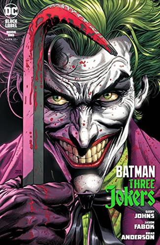 Batman Three Jokers (2020-) #1
