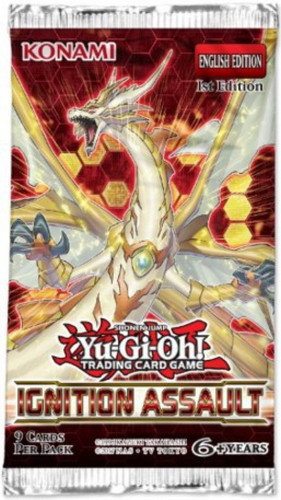 YuGiOh Trading Card Game Ignition Assaul