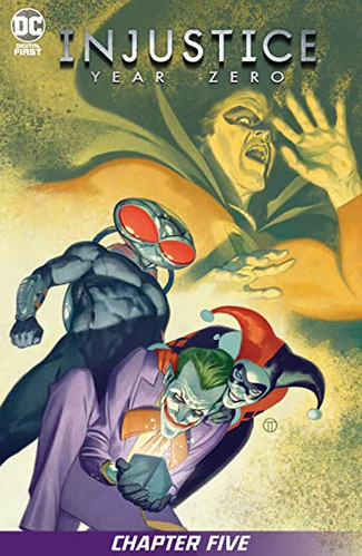 Injustice Year Zero (2020-) #5