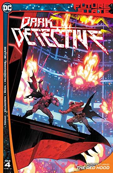 Future State (2021-) #4 Dark Detective