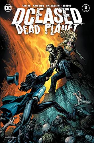 DCeased Dead Planet (2020-) #3