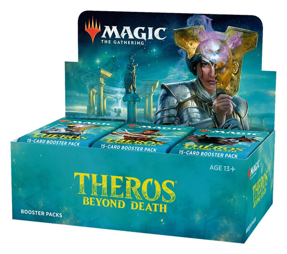 MtG Trading Card Game Theros Beyond Deat