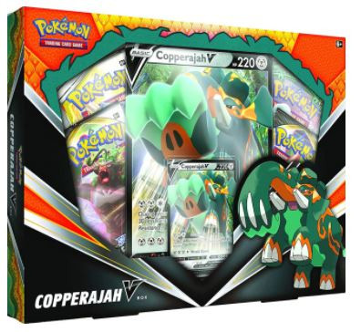 Pokemon Trading Card Game Copperajah V B