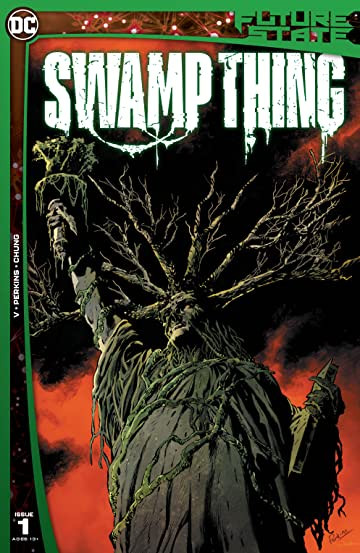 Future State Swamp Thing #1