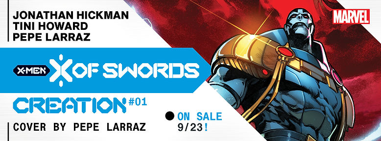 X-men X of swords creation