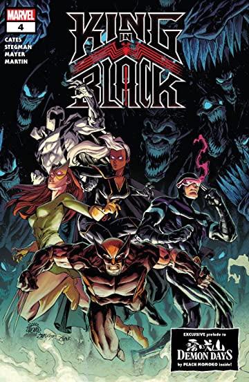 King In Black (2020-) #4 (of 5)