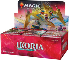 MtG Trading Card Game Ikoria: Lair of Behemoths Draft Booster Box
