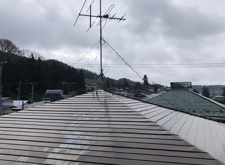 屋根葺き替え工事 盛岡市