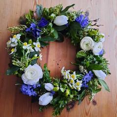 Small Eco wreath