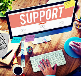 Support Service Help Assistance Guidance