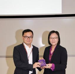 Keynote by Dr Lai Hon-weng John