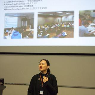 Keynote by  Professor Emily Chan