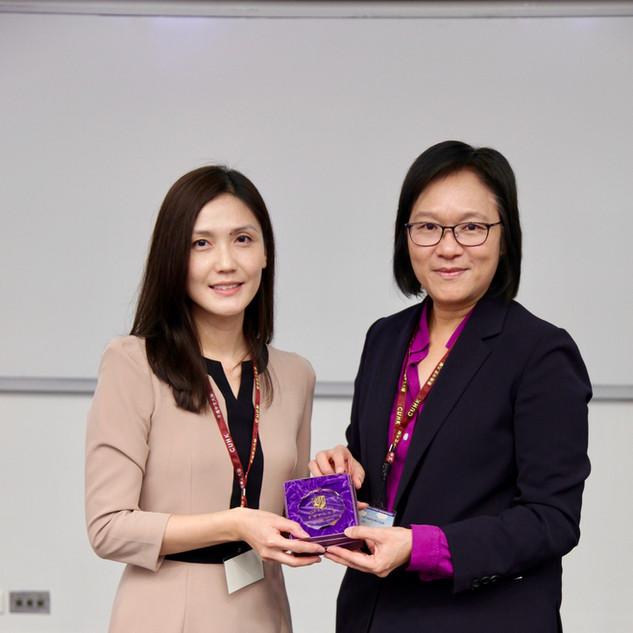 Keynote by Dr YUEN Kwan Yuk Jacqueline