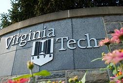 Virginia Polytechnic Institute and State University dr joy yang